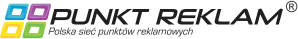 logo punkt reklam produkcja reklamowa