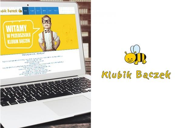 strona www dla przedszkola