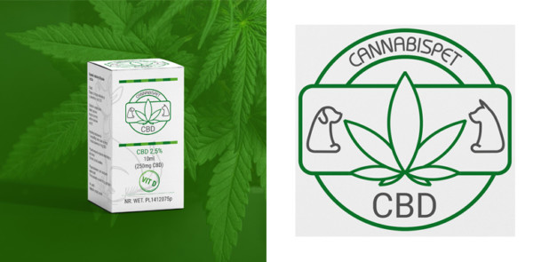 Cannabispet logo