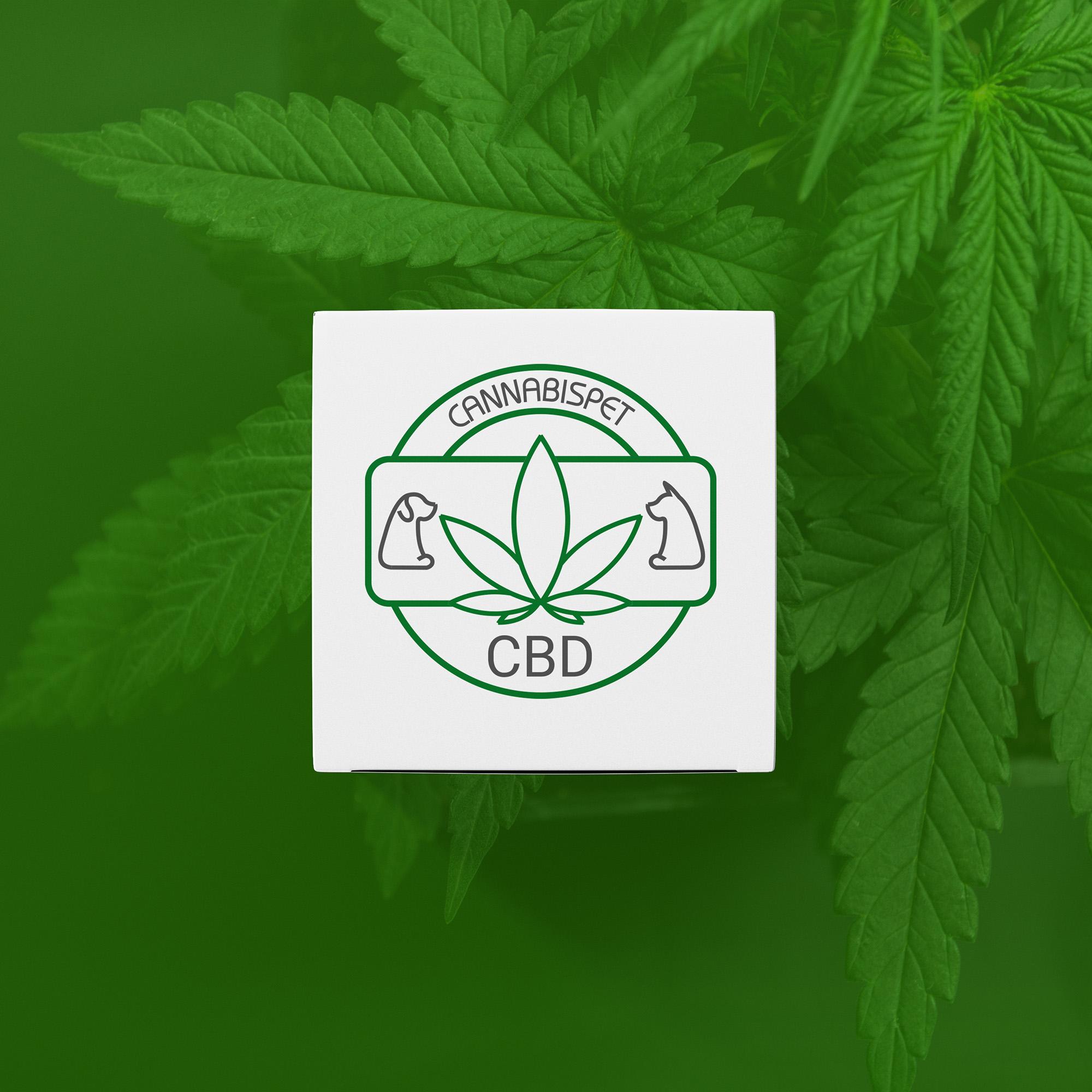 Projekt logo Cannabispet