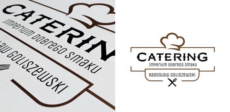 logo firmy cateringowej