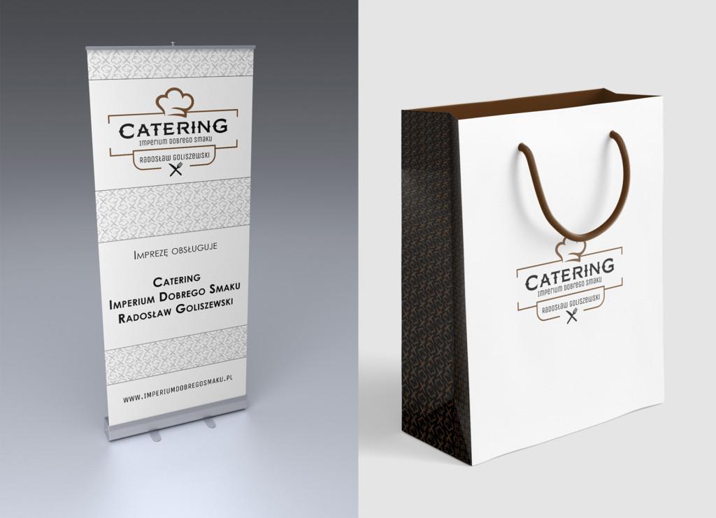 wizerunkowe materiały dla restauracji