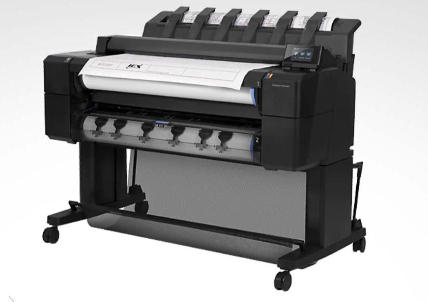 druk i skanowanie projektów CAD A1 i A0