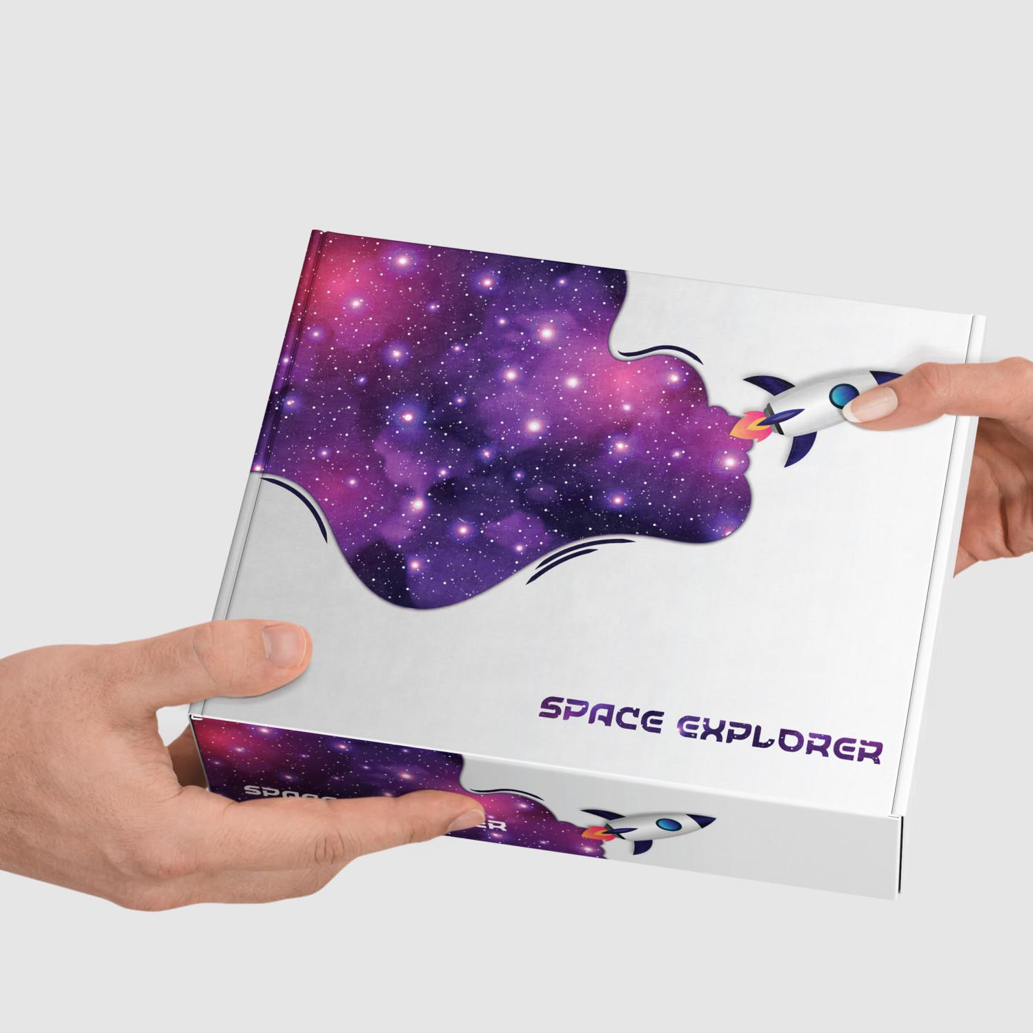 pudełka fasonowe z logo