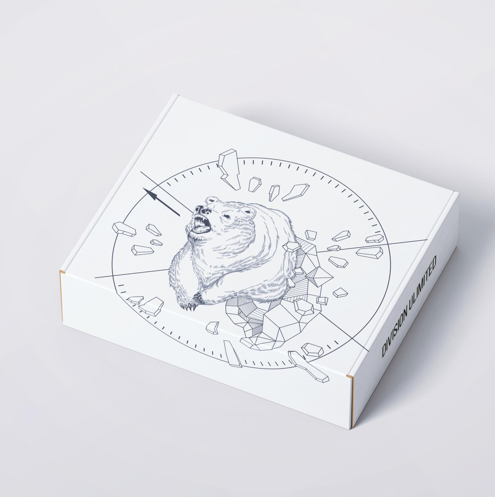 tanie pudełko wysyłkowe z logo
