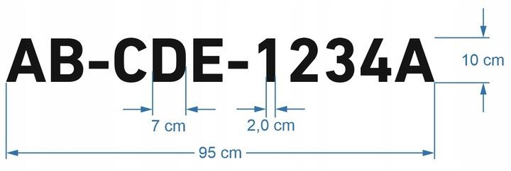 numery rejestracyjne na łódź wędkarską